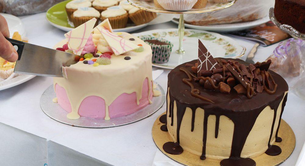 Rowcroft Big Bake cake