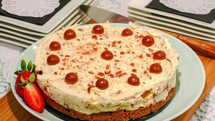 Rowcroft Big Bake - Banoffee pie