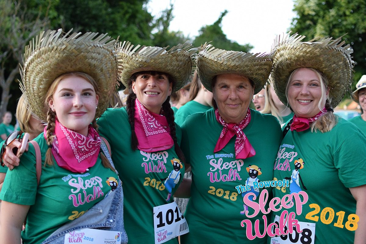 Sleep Walk 2018