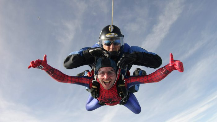 Rowcorft Skydive