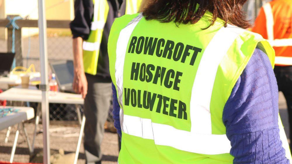 Rowcroft Hospice Volunteers
