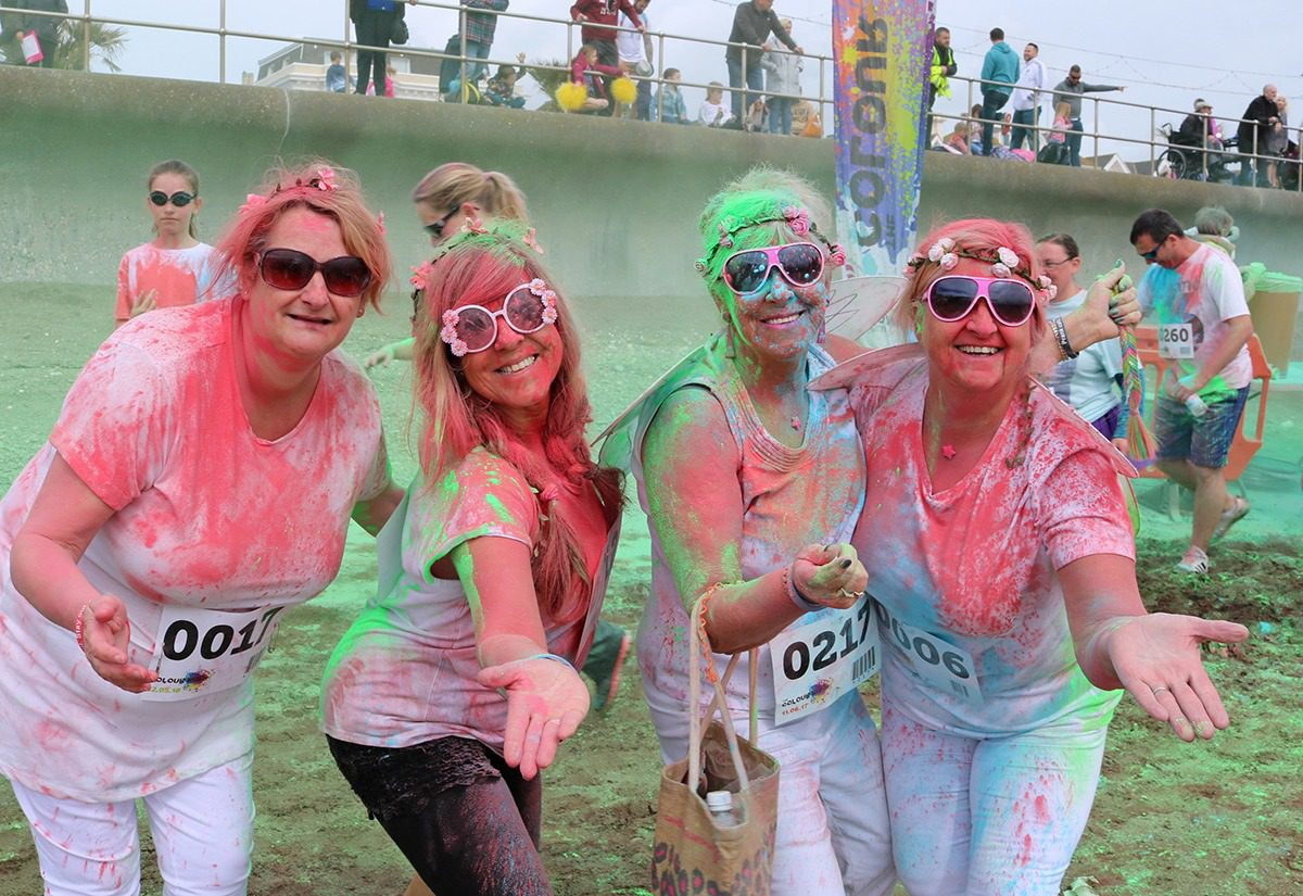 Colour Rush 2018