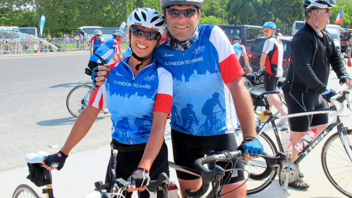 London to Paris Charity Cycle Ride