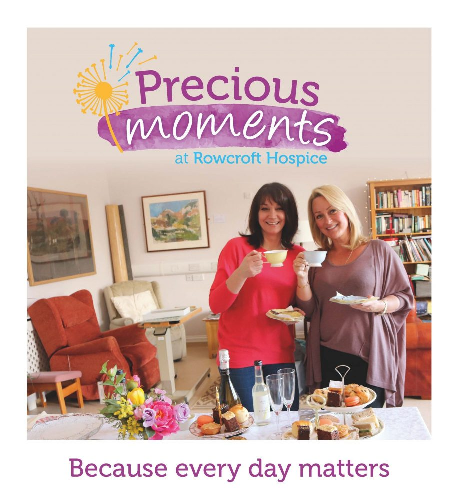 Rowcroft Hospice - precious moments, because every day matters