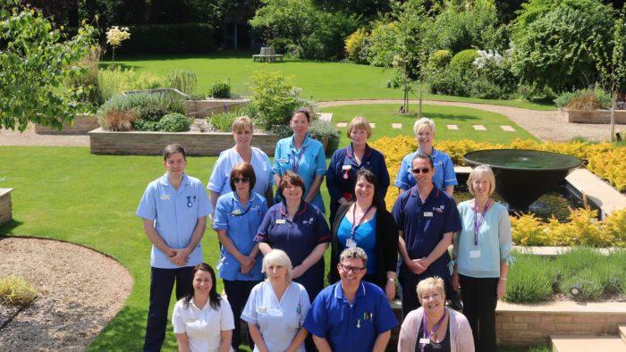 Rowcroft Hospice Staff
