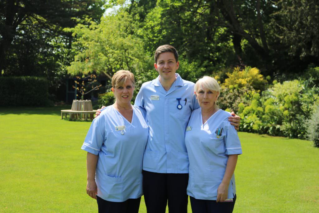 Rowcroft Hospice Nurses. Join the team!