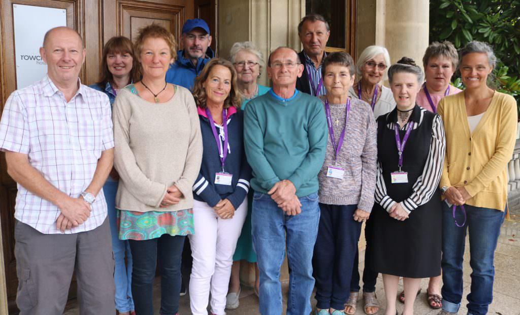 Rowcroft Hospice Volunteer Bereavement Visitors