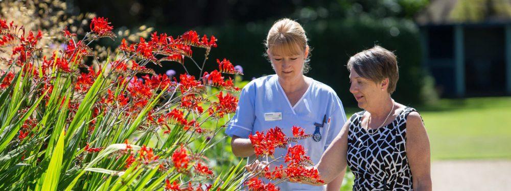 Nurse And Inpatient Patient