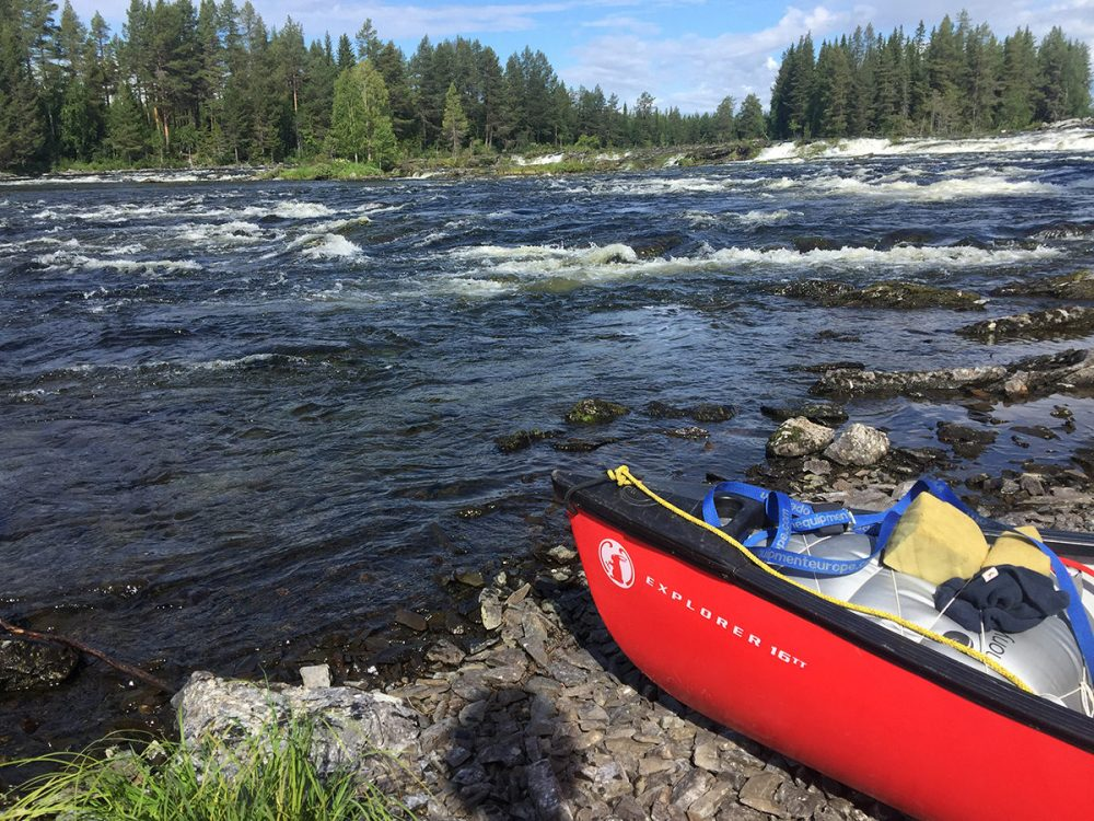Rowcroft Hospice - Swedish Canoe Challenge