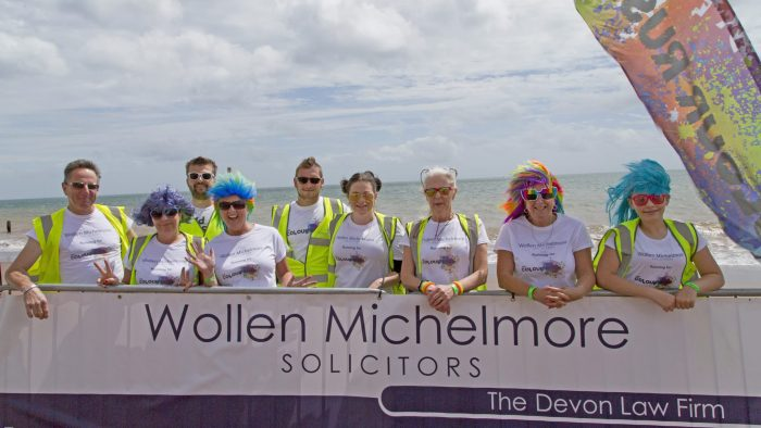 Wollen Michelmore Volunteers