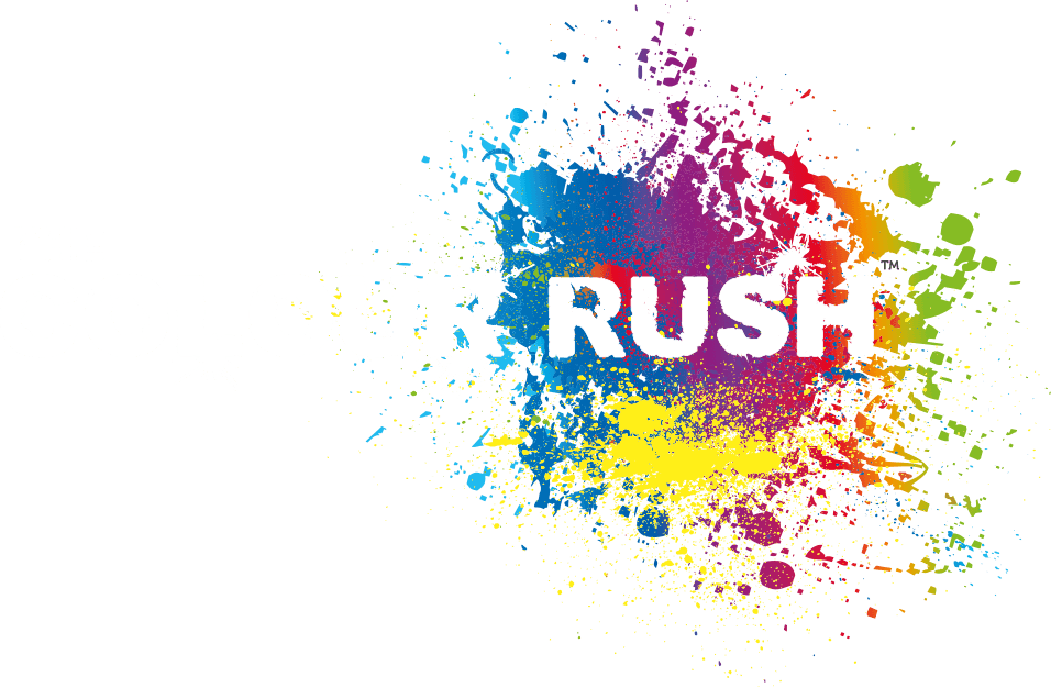 The Colour Rush logo