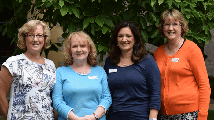 Rowcroft Education team
