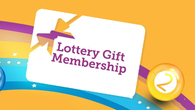 Lottery Gift Membership