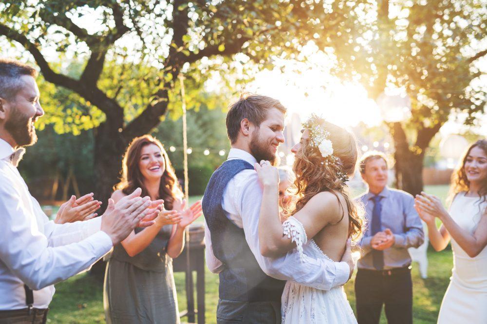 Wedding catering hire south Devon